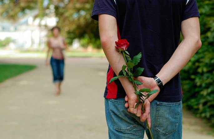 правила знакомства и ухаживания