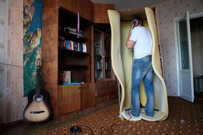 Звукоизоляция комнат своими руками