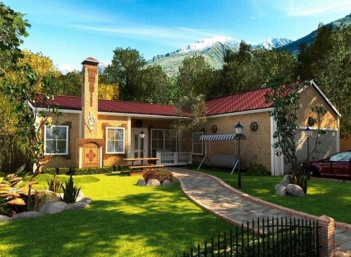 Как своими руками сделать свой дом красивее