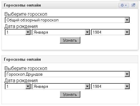 гороскопов 24 12
